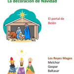 Vocabulario Navidad en español
