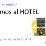 vocabulario en el hotel